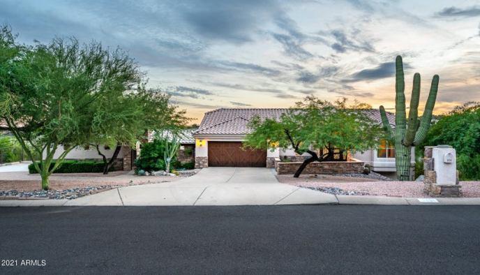 15731 E SYCAMORE Drive, Fountain Hills, AZ 85268