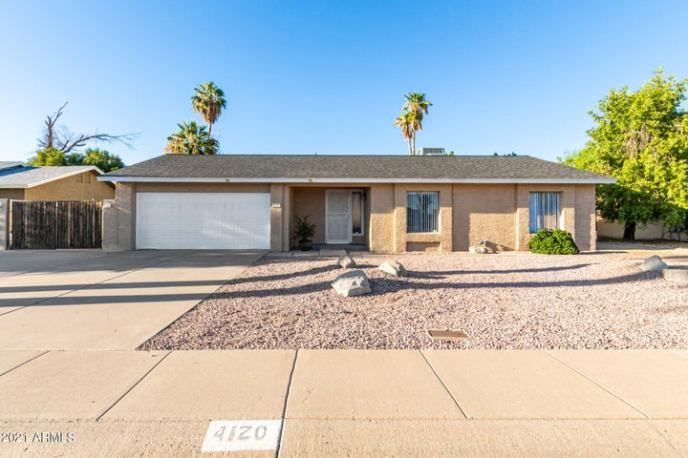 4120 E BLANCHE Drive, Phoenix, AZ 85032