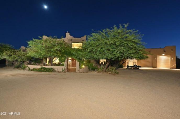 5411 E HONDA BOW Road, Cave Creek, AZ 85331