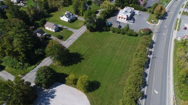 Pristine never developed .8 acre commercially zoned