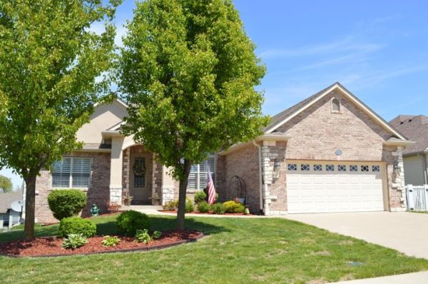 3401 LONGFORDS MILL DR, COLUMBIA, MO 65203