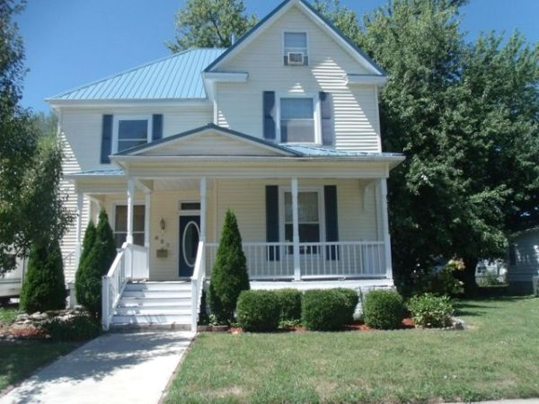 823 S WILLIAMS ST, MOBERLY, MO 65270