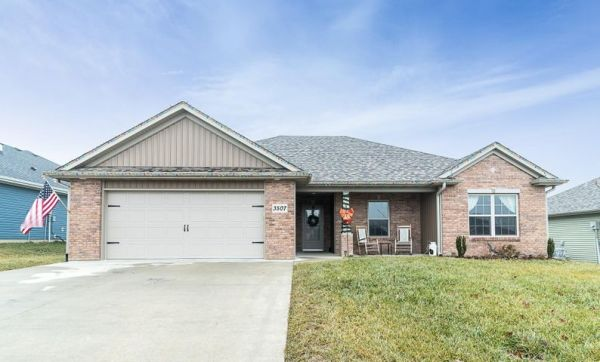 3507 DELWOOD DR, COLUMBIA, MO 65202