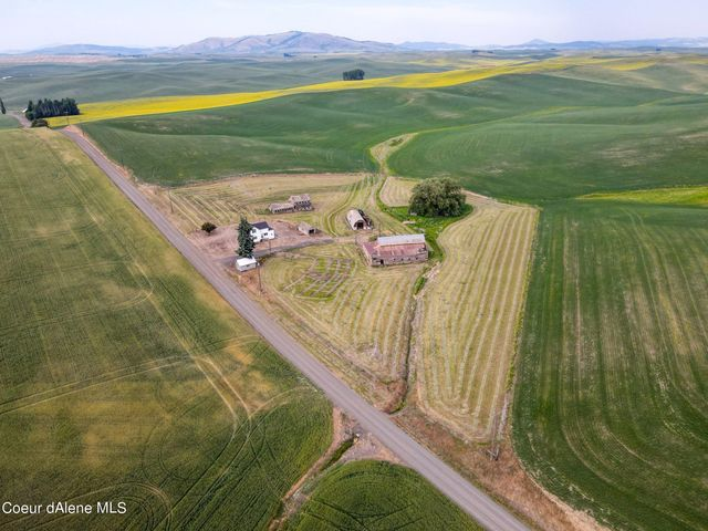 1352 Fanning Rd, Oakesdale, WA 99158