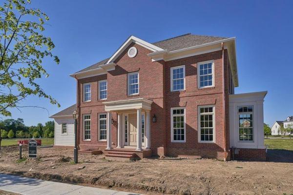 Lot 45 Ebrington, New Albany, OH 43054