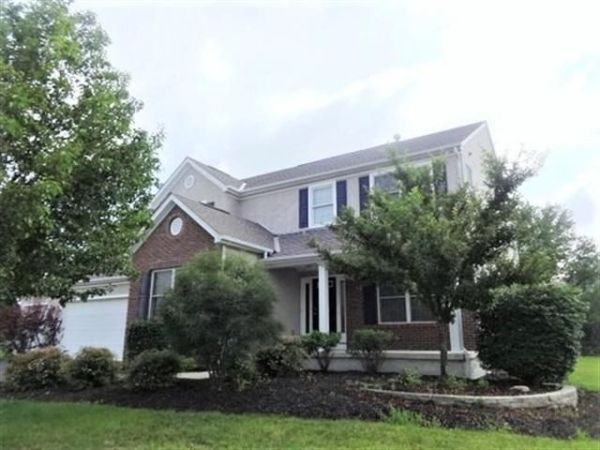 8807 Bakircay Lane, Powell, OH 43065