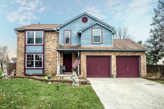 Covered patio, new front porch flooring, siding/insulation - 2009, gutters - 2009, exterior painted - 2010, chimney cap - 2017, new sump pump - 2018, insulated 2 car garage, minutes from shopping, schools and restaurants