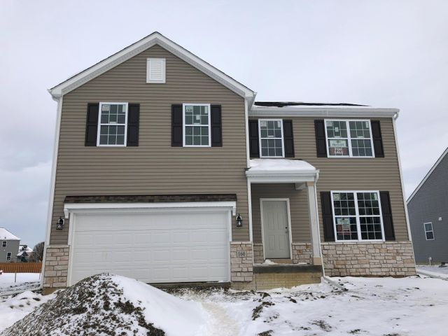 160 Mannaseh Drive W, Granville, OH 43023