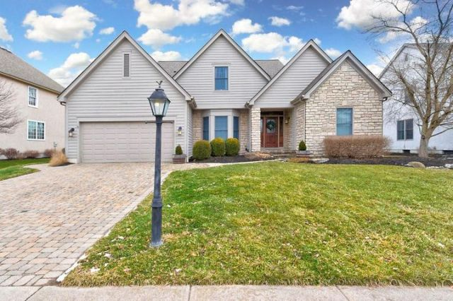 438 Wooten Court S, Powell, OH 43065