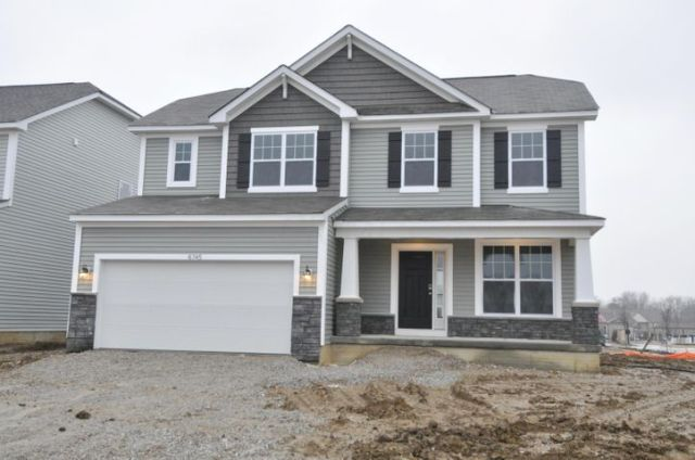 6745 Morningside Heights Place, Lot 27, Westerville, OH 43081