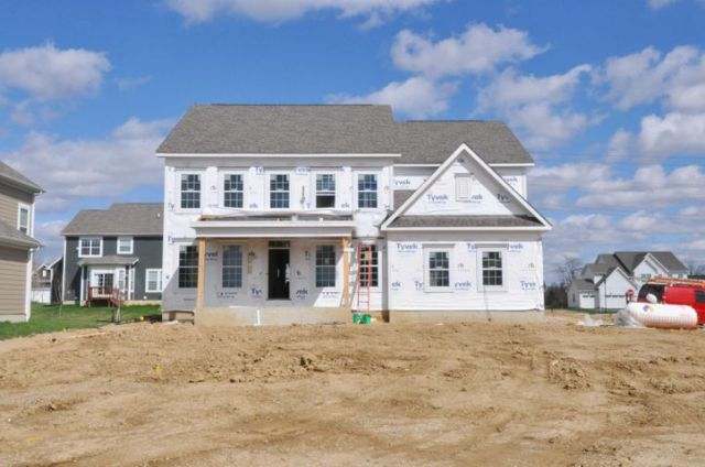 7772 Foxhound Drive, Lot 3606, Powell, OH 43065