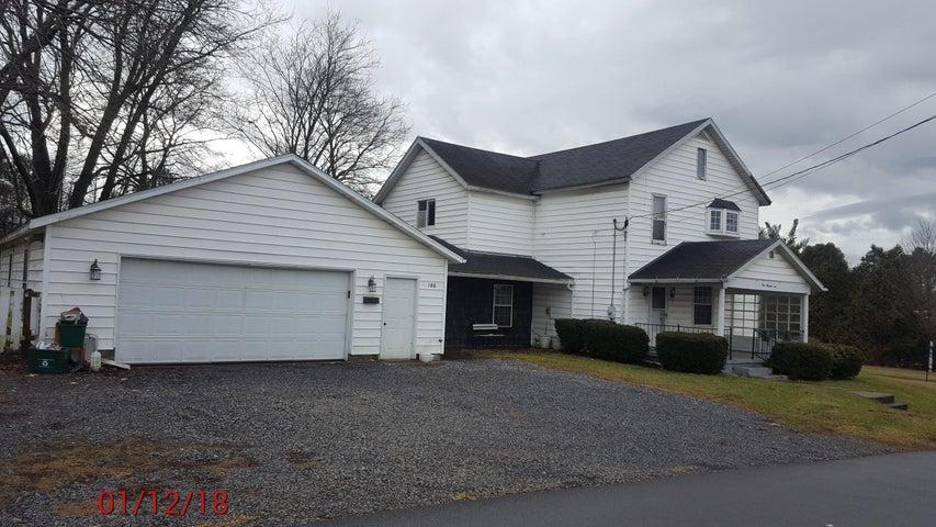 106 CLEVELAND ST, Punxsutawney, PA 15767