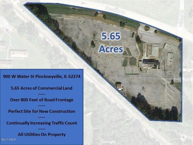 900 W Water Street, Pinckneyville, IL 62274