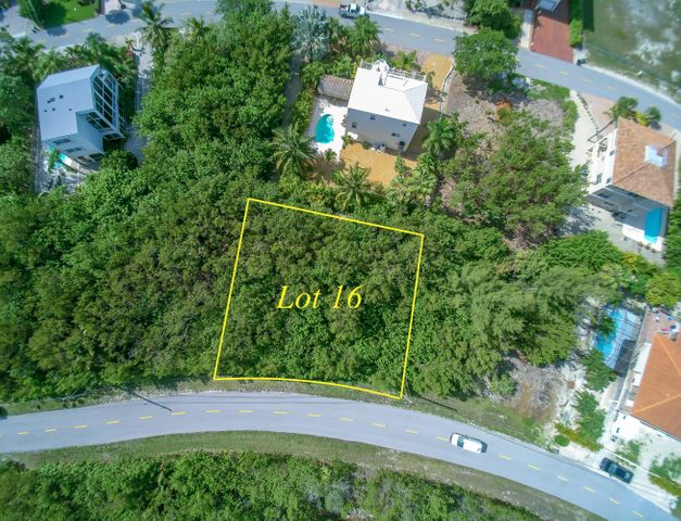 Lot 16 S Bahama Drive, Duck Key, FL 33050