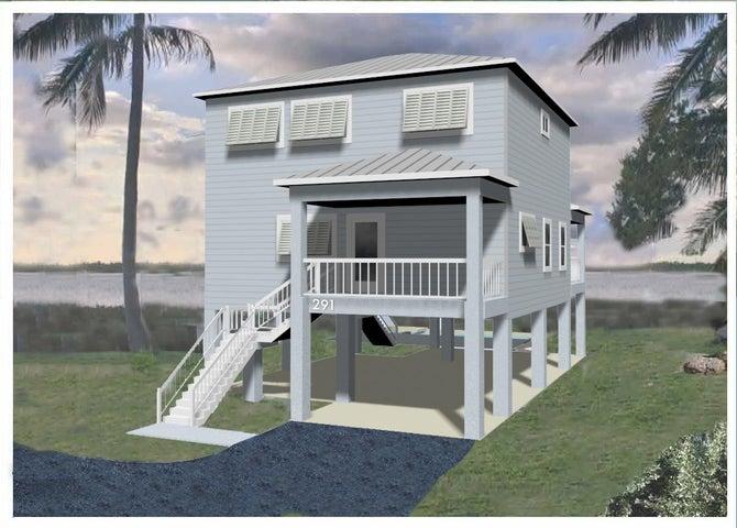 291 W Indies Drive, Ramrod Key, FL 33042