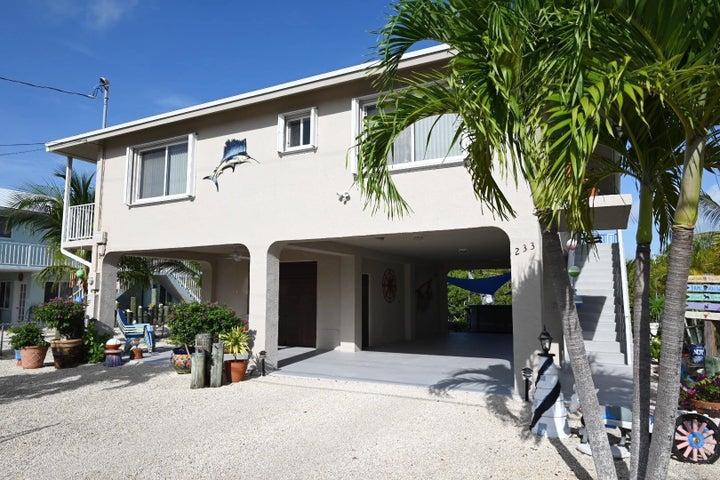 233 La Paloma Road, Key Largo, FL 33037