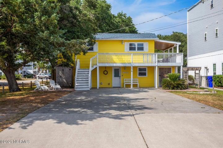 206 South Carolina Avenue, Carolina Beach, NC 28428