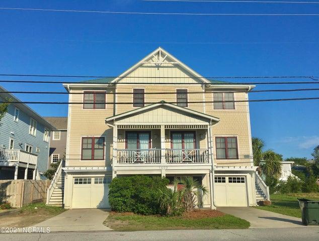 1402 N Lumina Avenue, B, Wrightsville Beach, NC 28480
