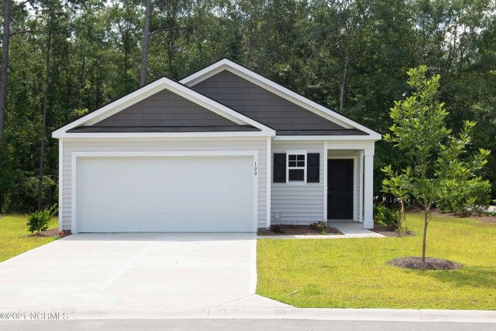 603 Airlie Vista Lane, Lot 125, Surf City, NC 28445