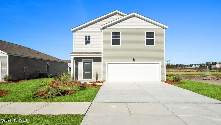 605 Airlie Vista Lane, Lot 124, Surf City, NC 28445