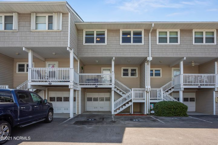 1407 Canal Drive, Unit 21, Carolina Beach, NC 28428