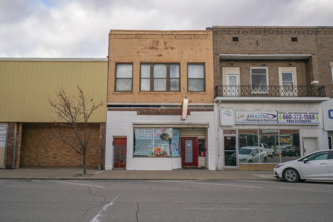 537 W Reed, Moberly, MO 65270