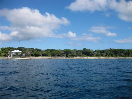 0.52 Acre at Big Rock viewed from Caribbean Sea