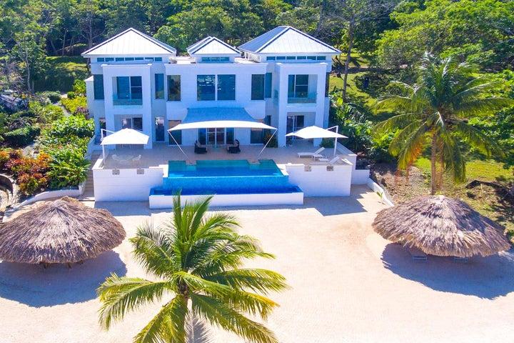 Adjacent Beachfront Lot #6, Luxury Beachfront Home &, Roatan,