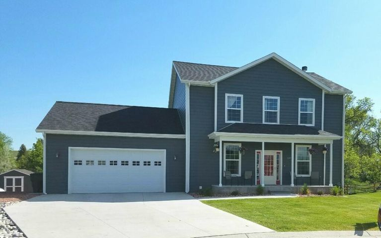 199 Trail Drive, Ranchester, WY 82839