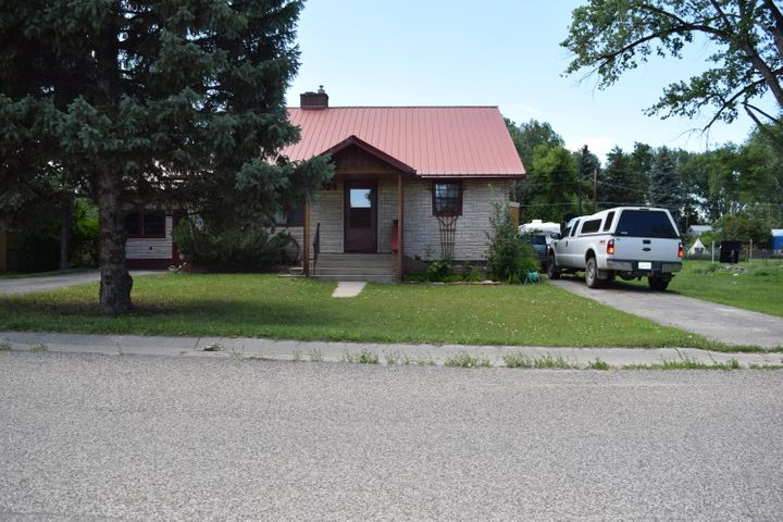 324 Gillette Street, Ranchester, WY 82839
