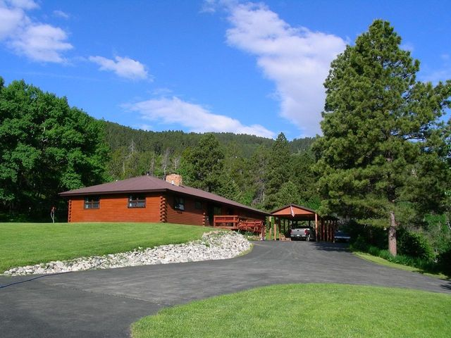 Incredible property in beautiful Story, Wyoming in the Big Horn Mountains!