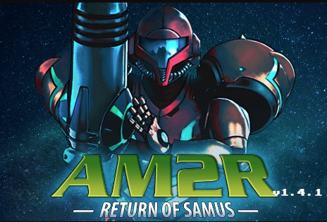 AM2R Updated to v1.4.1 | RetroRGB