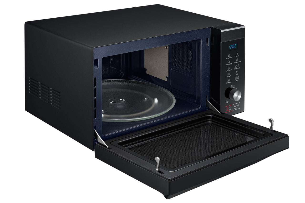 samsung microwave range launched with