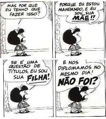 mafalda 3 1 - Confira tirinhas históricas da Mafalda que explicam porque Quino foi um artista gigante
