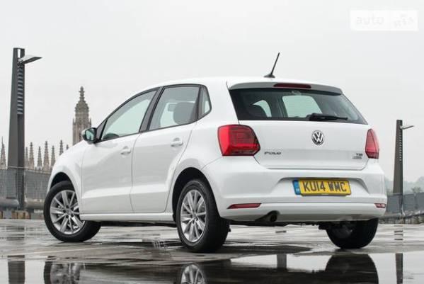 AUTO.RIA - Хетчбек Volkswagen Polo (3 двери) 1.2 TSi MT ...