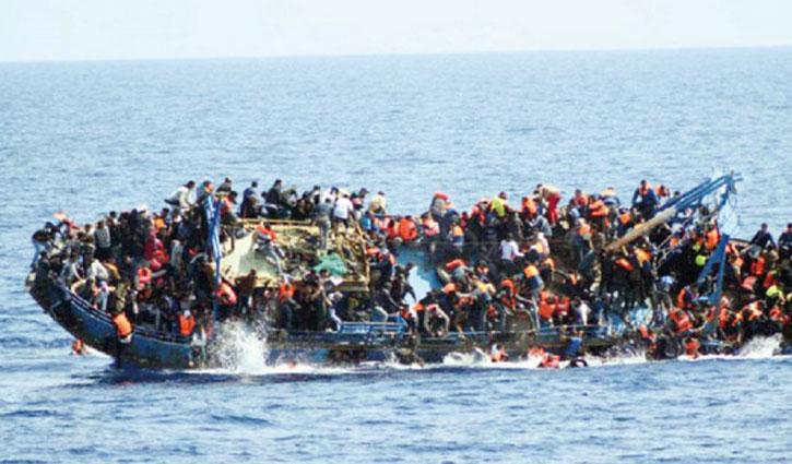 17 Bangladeshis die as boat capsizes in the Mediterranean