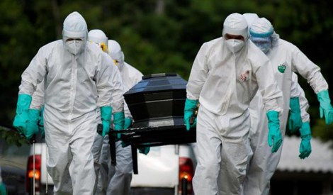 About 5000 more die from Covid-19 worldwide