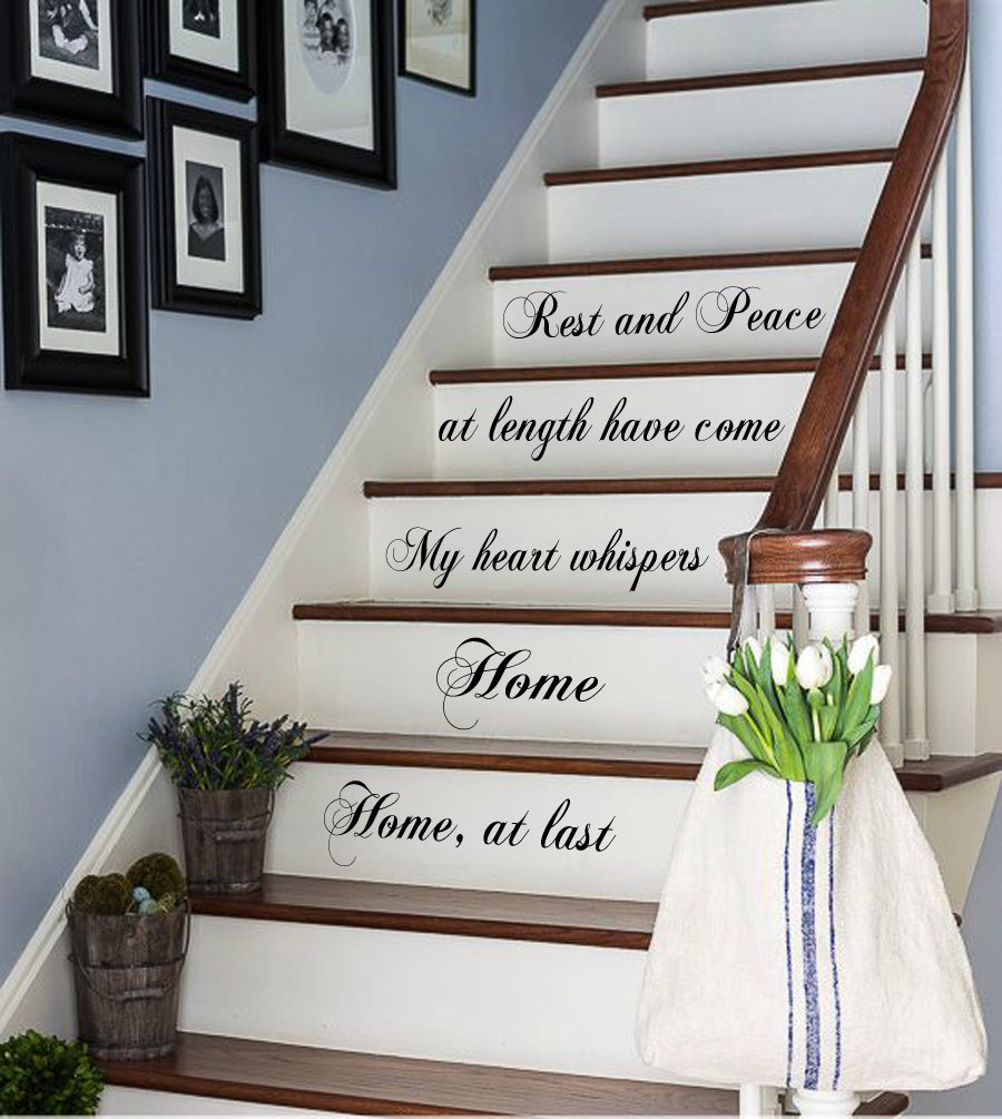 31 Stair Decor Ideas to Make Your Hallway Look Amazing   Ritely 31 Stair Decor Ideas to Make Your Hallway Look Amazing