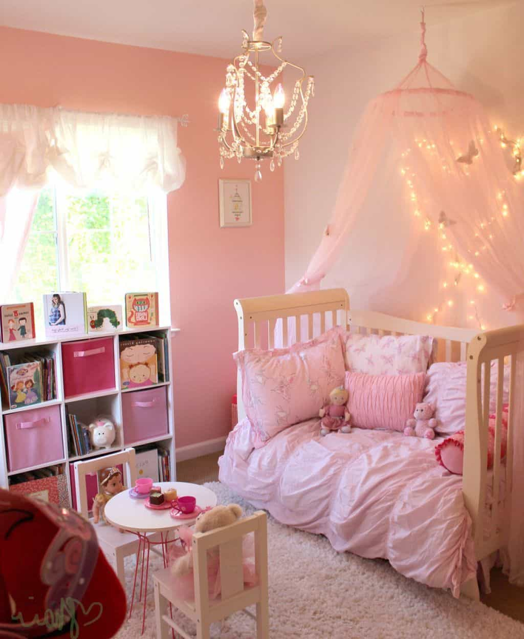 32 Cheery Designs For A Little Girl S Dream Bedroom