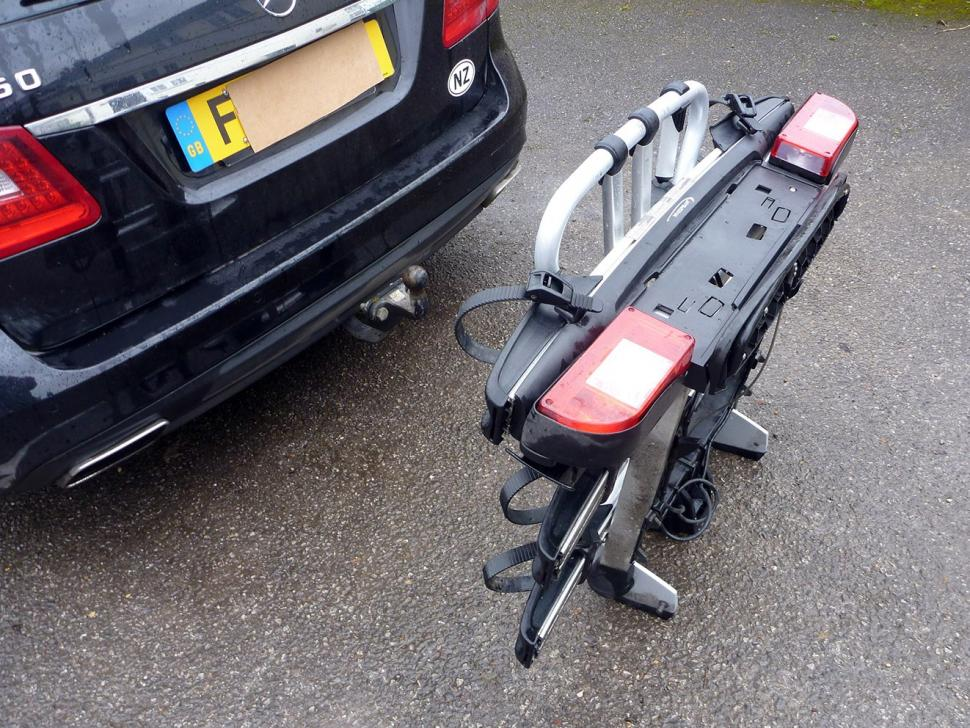 whispbar wbt31 3 bike tow bar carrier