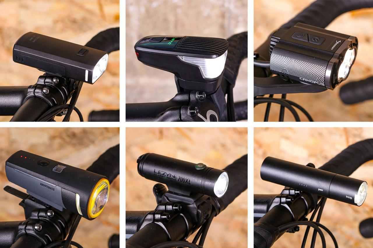 the best 2021 front lights for cycling