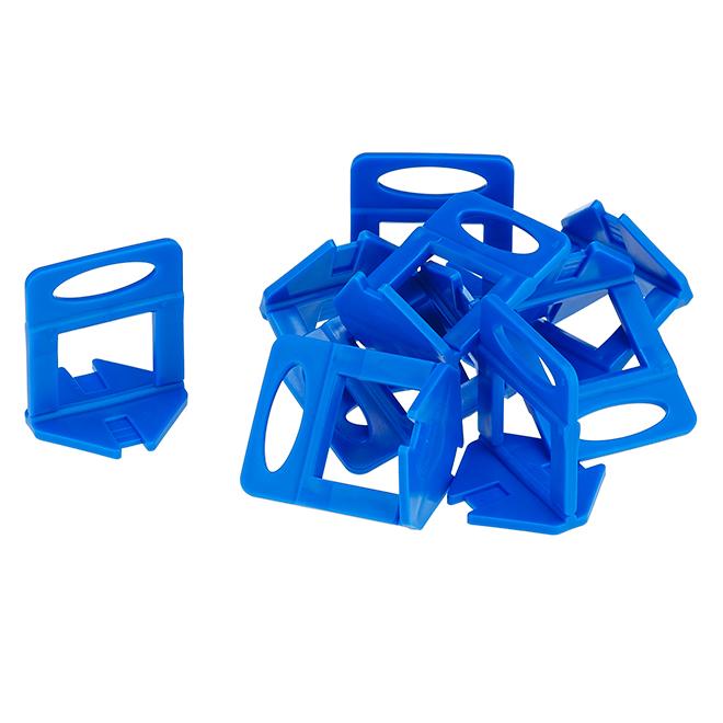 tile levelling clips 3 mm 100 bag
