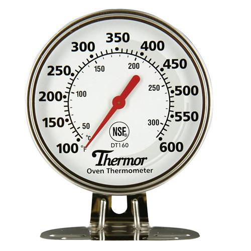 thermometre de four en acier inoxydable 50 c a 300 c