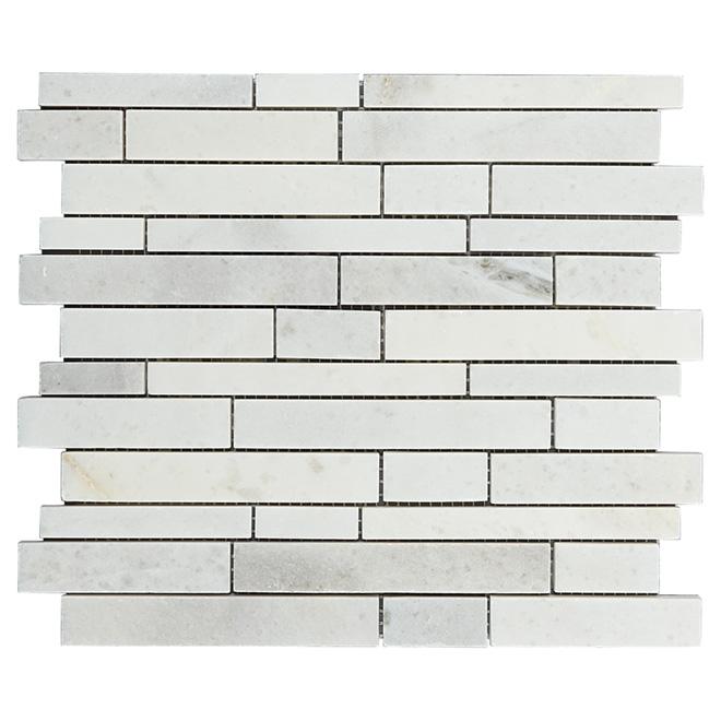 marble wall tiles carrera mosaic 5 box