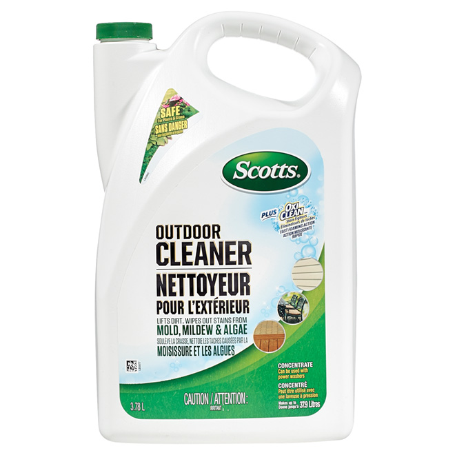 scotts outdoor concentrate liquid cleaner 3 78 l