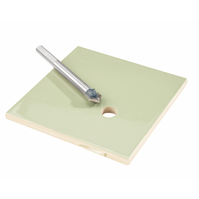 glass tile drill bit set 8 pieces