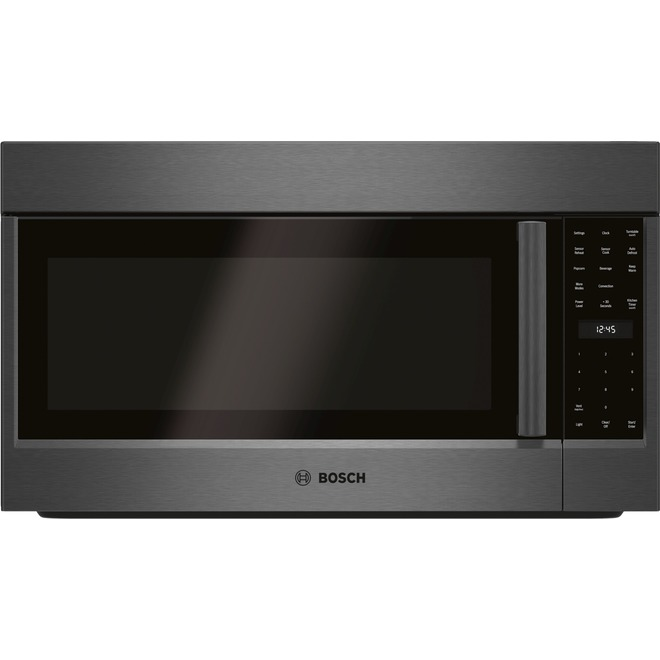 over the range microwave oven 800 series 30 black ss