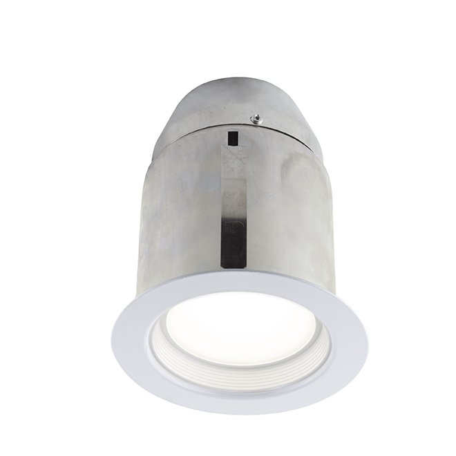 930 series dimmable recessed light 11w led white