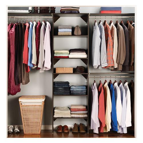 SUITESYMPHONY Closet Organiser 7888200 RONA