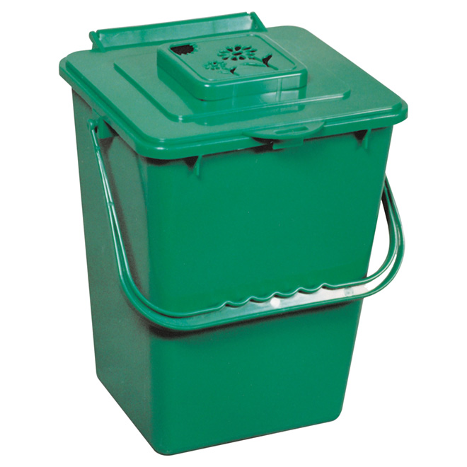 bac a compost pour cuisine 9 l